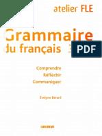 176666654445178170041 Gramatica Franceza Franceza Gramatica Nivel B1 B2