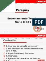Capacitacion de Uso Escaner LAUNCH X431