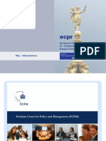GC Potsdam 2009 Programme