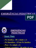 Emergências Pediátricas