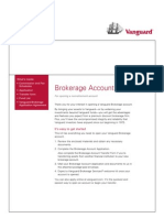 Vanguard Brokerage Account Kit