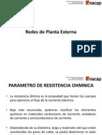 Redes de Planta Externa-Calculos
