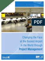 Heathrow Airport Case Study New