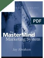 Jay Abraham_The MasterMind Marketing System