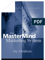 Jay Abraham_The MasterMind Marketing System