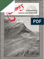 Cumes - 15 - Federacion Galega de Montañismo - Boletin Informativo de la FGM