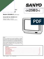 Sanyo Ce25b3-c Ch Eb4a