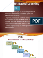 Project Based Learning Malaysian Curriculum