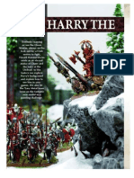 Warhammer Harry the Hammer - Harold Hammerstorm rules