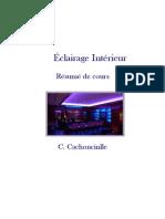 Cours Eclairage Interieur 2011