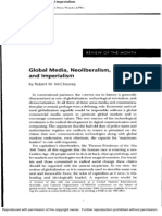 Global Media%2c Neoliberalism and Imperialism
