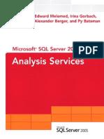 Microsoft SQL Server 2005 Analysis Services -0672327821