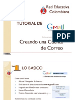 Tutorial de Gmail