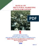 Manual Cotton