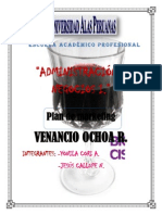 Trabajo Final de l Plan de Marketing...Ochoa