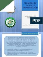 TÉCNICAS DE ESTUDIO E INVESTIGACIÓN