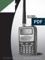 Bc296d Manual
