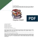 Download Contoh Makalah Lengkap Gratis