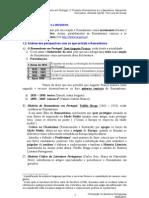 15. O Romantismo em Portugal. O Primeiro Romantismo e o Liberalismo. Alexandre Herculano. Almeida Garret. Frei Luís de Sousa