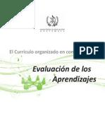 Evaluacion de Los Aprendizajes CNB