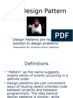 Java Design Pattern