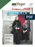 strassenfeger Ausgabe 20 2013 - Momente