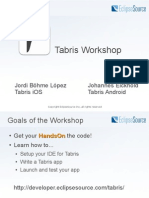 Tabris - Workshop