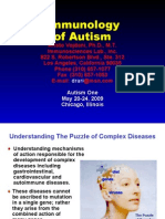 Immunology of Autism