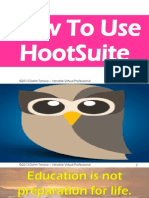 Darlin Tenoso - How to Use Hootsuite