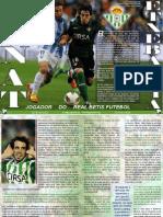 Entrevista a Benat Etxebarri Jogador Do Real Betis