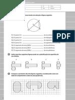 testes matemática