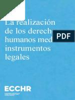 ECCHR Informe Anual de 2012