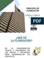 Principio de Planeacion en Colombia