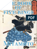 Musashi Miyamoto - The Book of Five Rings