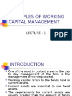 Principles of Working Capital Management ppt | Factoring (Finance