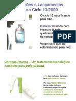 Promoções e Lançamentos Ciclo 13_2009