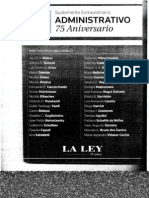 Alberto BIANCHI - Declinacion y Caida Del Control Judicial de La Administracion Publica