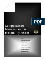 Assignment on Hospitality Sector