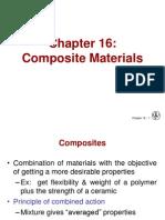 Ch 16-Composite Materials