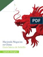 Guia de Bolsillo Haciendo Negocios en China