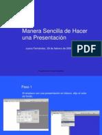 Una manera sencilla de hacer una presentación en Powerpoint(18)