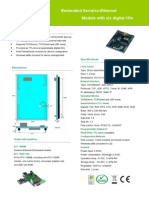 ATC-1000M Embedded Serial Module Datasheet