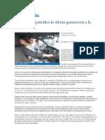 21-06-2013 El Sol de Puebla - Da RMV 20 patrullas de última generación a la capital