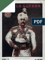 La Guerra ilustrada. N.º 72
