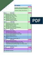 academic schedule and competencies ed3