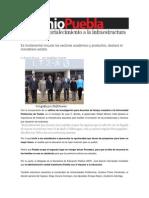 21-06-2013 Sexenio Puebla - Continúa el fortalecimiento a la infraestructura educativa