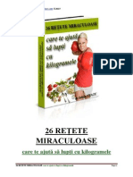CARTE 26 Retete Miraculoase