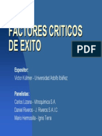 FCE Para La Pyme Industrial. 3 Casos()