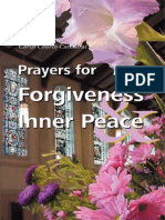 Forgiveness Prayer
