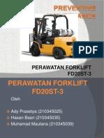 Apa Itu Forklift